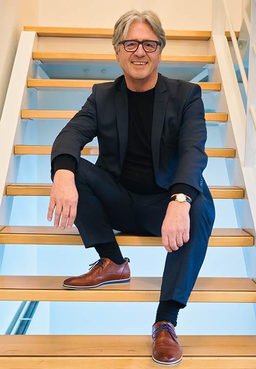 Jan Aarts CEO Qonnect